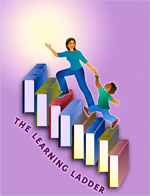 Learning Ladder logo